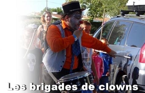 Brigade accueil texte