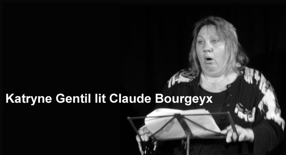Lecture theatralisee katryne gentil cie catimimi claude bourgeyx