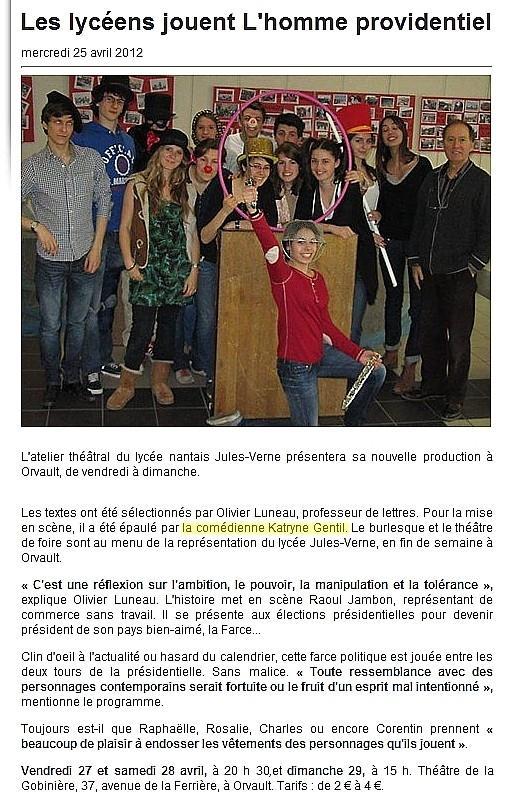 Lycée Jules Verne Nantes