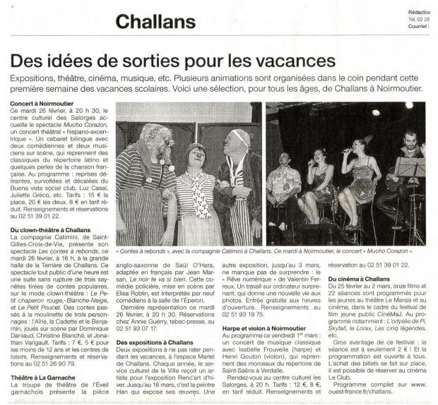 Ouest-France Challans